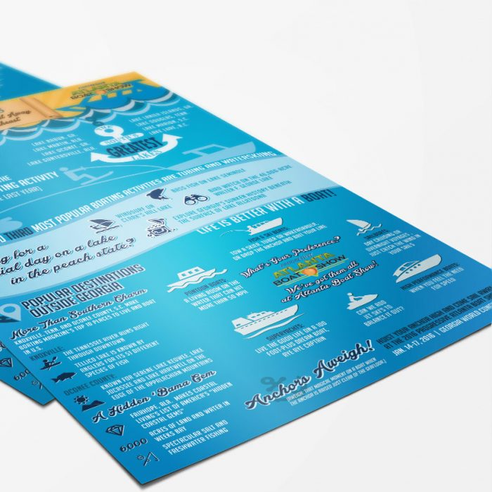 Boat Show Infographics
